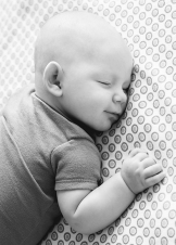 Stonewall Newborn Photographer