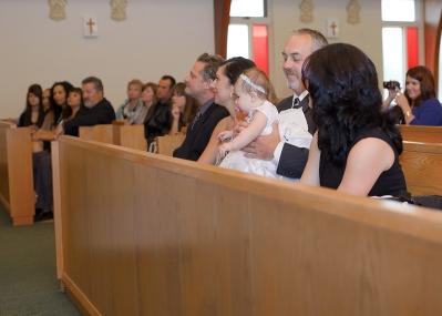 Winnipeg Baptism Photography