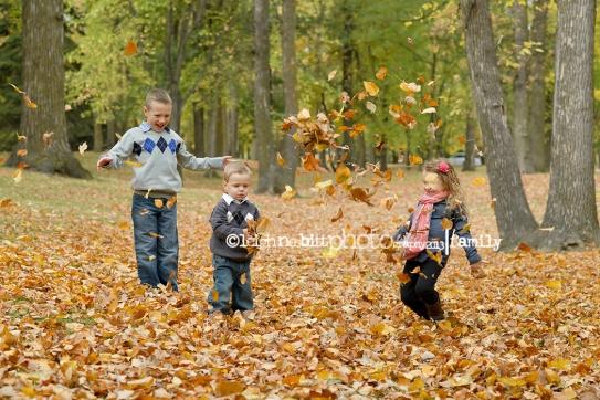 Winnipeg Fall Photography